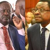"""""""Don't Cheat Kenyans That You Can Lead Them!"""" Orengo Changes Tune, Slams These Politicians"""