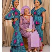 Check Out Unique Ankara Styles For Hausa Ladies