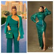 16 Unique Times Green Outfits Were Rocked With So Much Charisma (photos)