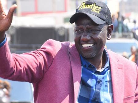 """""""Crowd Will Not Win DP Ruto Election"""" Kenyans React After This Photo Was Shared by Itumbi"""