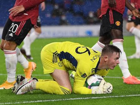 Manchester United Have Finally Found The Goalkeeper They've Been Dreaming Of