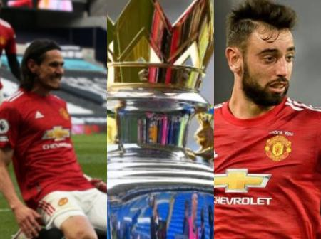 After Today's Win, Check Out What Man U Need To Win This Season EPL Title Over Man City
