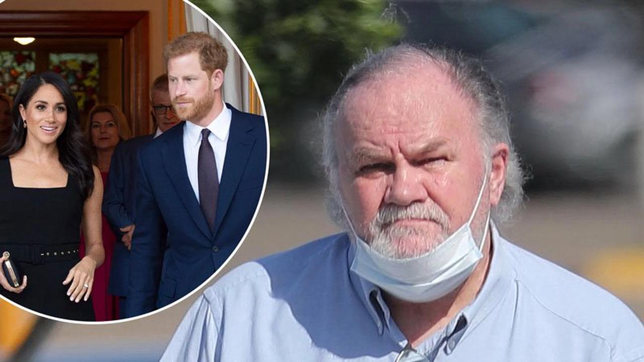 We Can't Believe What Meghan Markle's Father Is Saying About Her & Prince Harry Now–We're Devastated For Her!