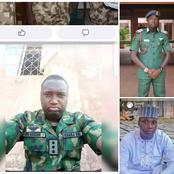 See Pictures Of A Young Soldier From Zamfara State Who Was Killed By A Landmine In Borno State