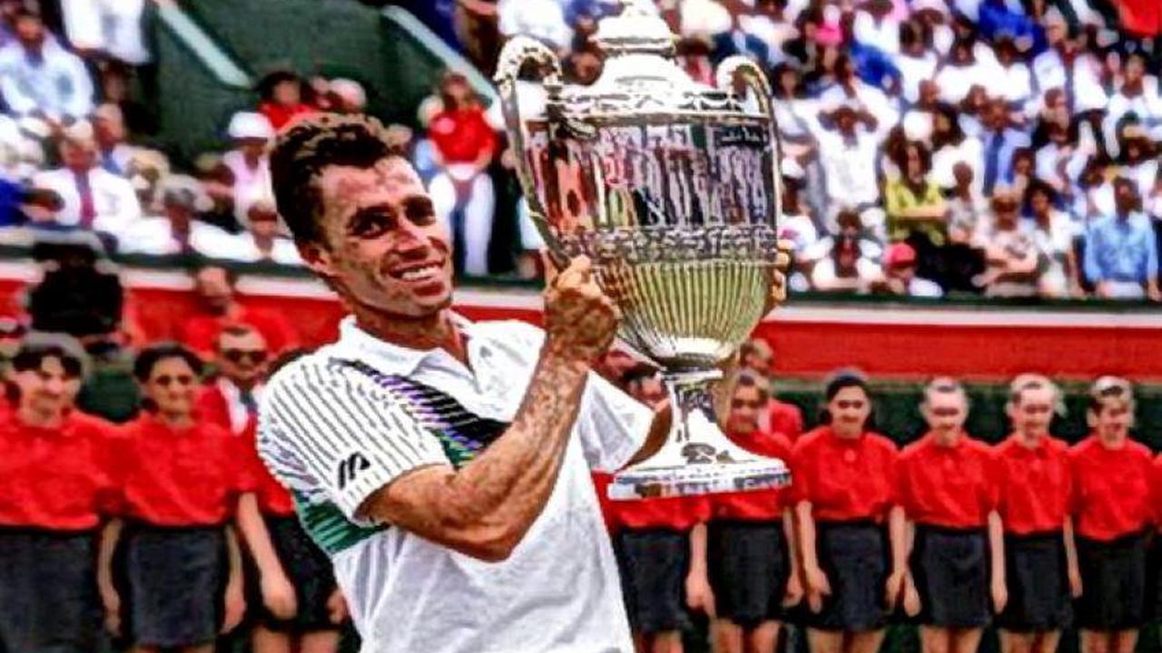 Queen's 1990: Ivan Lendl verteidigt Titel gegen Boris Becker