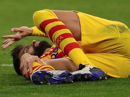 Pique's Injury Could Leave Barcelona No Choice But To Sign This Defender