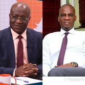 List Of All The Leaders In The 8th Parliament Of Ghana