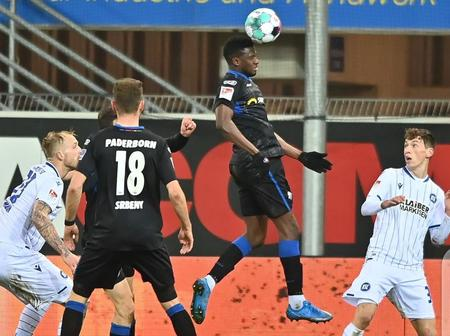 Super Eagles star inspires his German Club to a 3-0 home victory