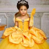 Stunning And Adorable Dress Styles For Daughters