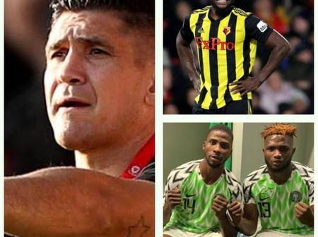 See what Watford Manager, Munoz said about the injury update of Super Eagles striker Isaac Success