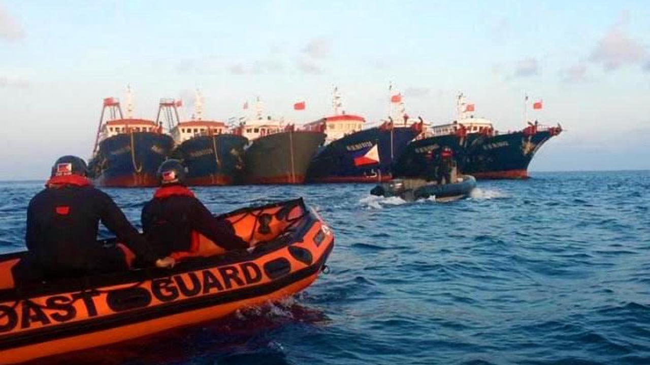 Mer de Chine: l'État chinois accentue son emprise militaire sur la zone