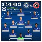 Deadly XI; Chelsea Could Possibly Win Their Next 5 Games & Top The Table If Lampard Uses This Lineup