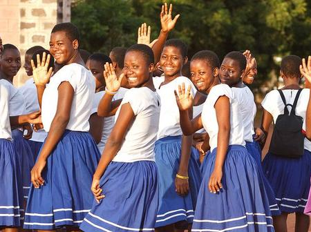 Common Funny Behaviours of SHS Students and Their Programmes