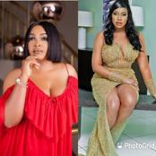 Who Is More Beautiful, Between Chike Ike And Mercy Aigbe (Photos)