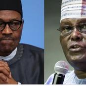"""How dare you advice Buhari""- See reactions as Atiku Abubakar sends a message to Buhari on Twitter."