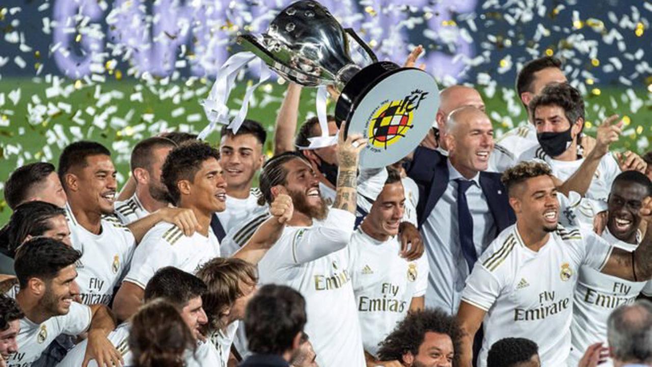 Offiziell: Ramos verlässt Real Madrid – 22 Titel in 671 Spielen gewonnen