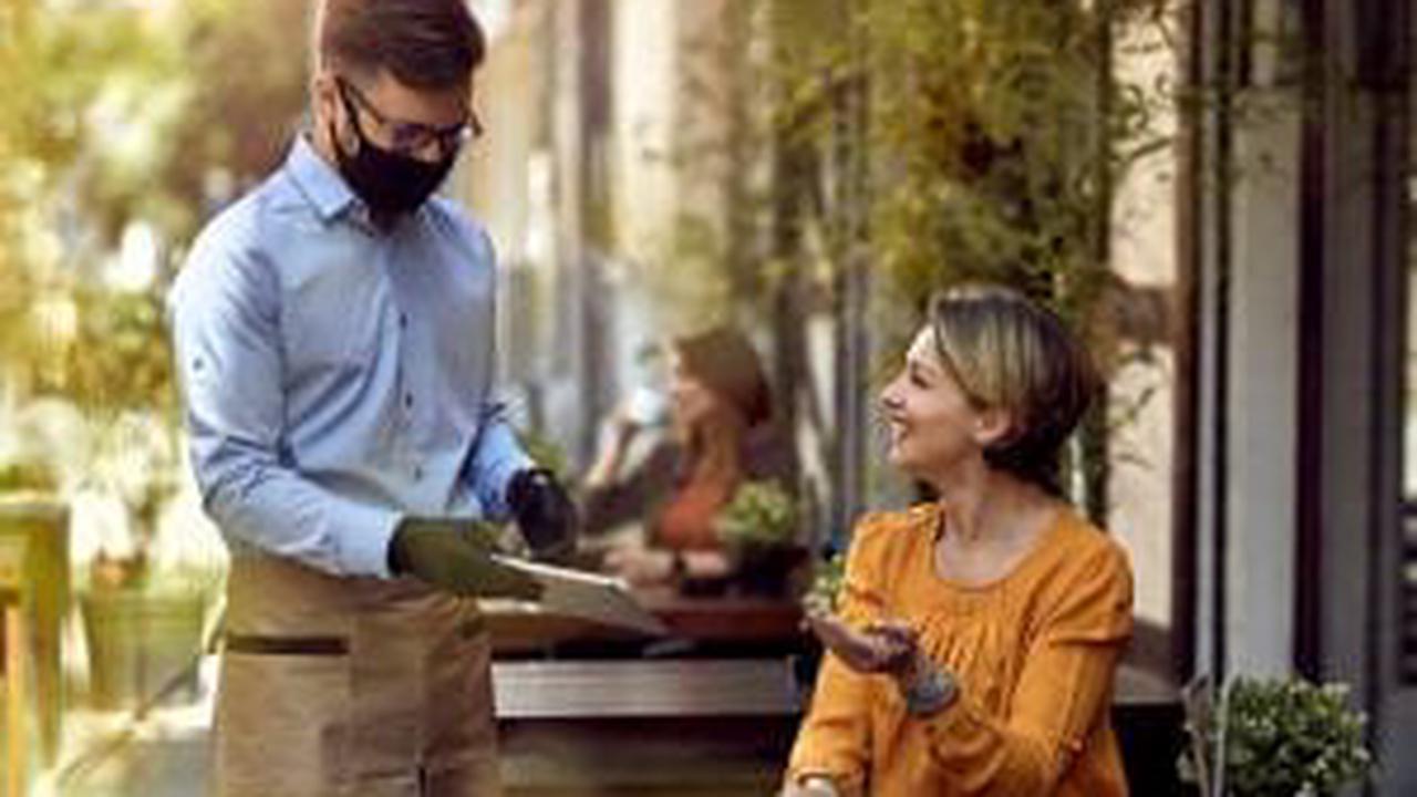 Restaurants Are Making A Comeback
