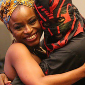See Lovely Photos Of Lagbaja's Backup Singer,
