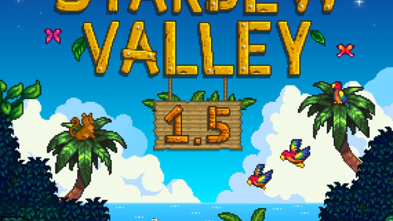La plus grande MàJ de Stardew Valley vient de sortir sur PC !