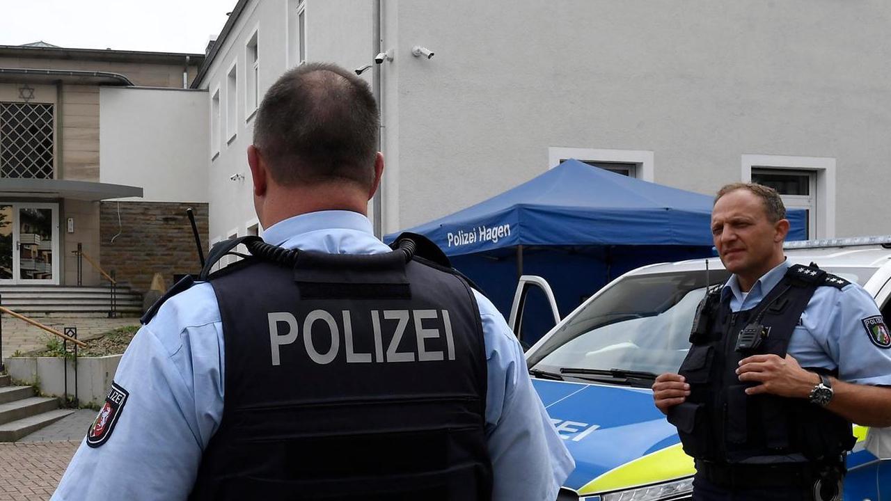 Chat mit Bombenbauer: Mutmaßlicher Attentäter von Hagen wird Haftrichter vorgeführt