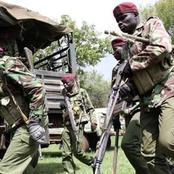 Special Unit's Chief Inspector And His Driver Allegedly Go Missing in Kapedo As Search Begins
