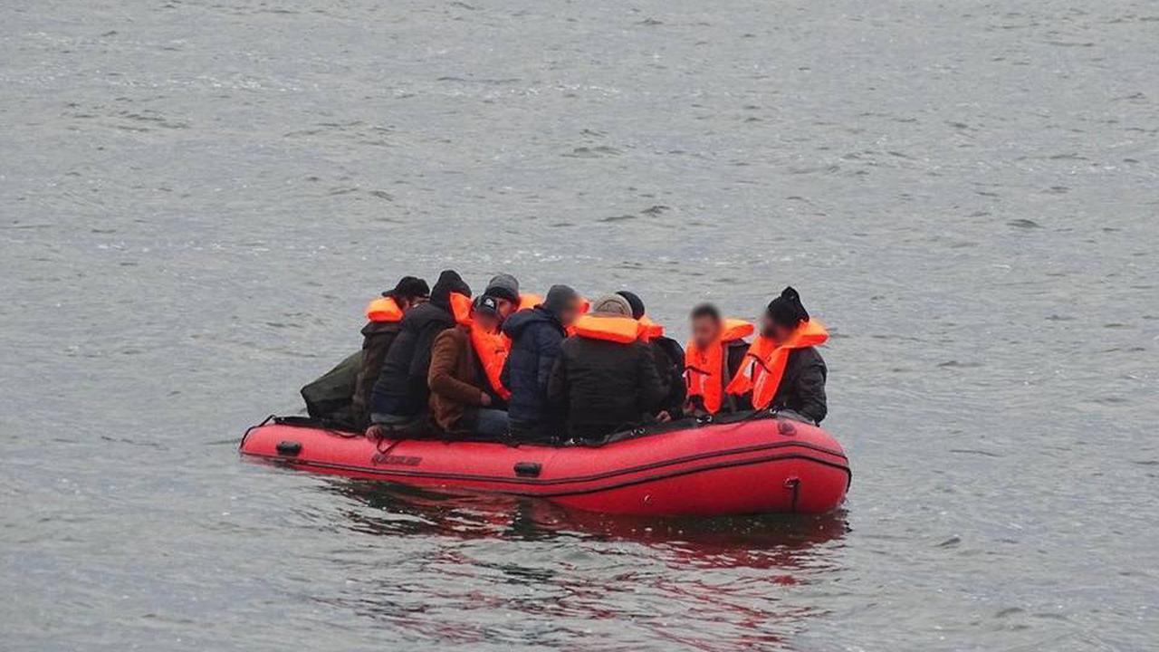 Le gouvernement britannique veut refouler en mer les migrants traversant la Manche depuis la France