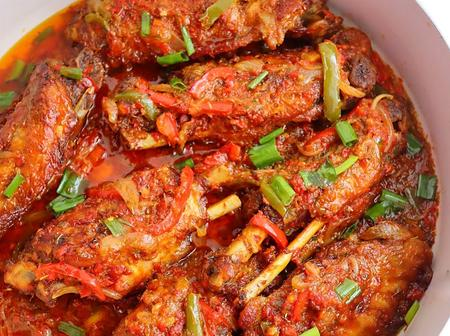 Follow this simple recipe to make Peppered turkey wings