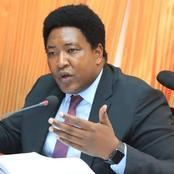 Senator Ledama Breaks Silence on Another Major Looming Scandal in Kenya