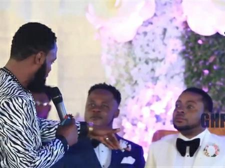 Video: A Wise Husband Can Cheat On His Wife But Must Be Smart To Hide It– Rev Obofour to Romeo