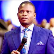 The burglary of pastor Bushiri office at Pretoria