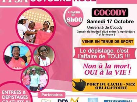 Santé: journée de dépistage contre le cancer du sein et du col de l'utérus à l'université FHB