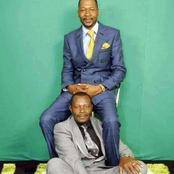 See What Zimbabwean Prophet Makandiwa was caught Doing which got people talking / Opinion