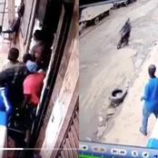 Daylight Gun Robbery in Eastleigh Business Mall Leaves Residents Terrified (VIDEO)