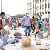 Government of Ghana vrs hawkers in the city of Accra, details