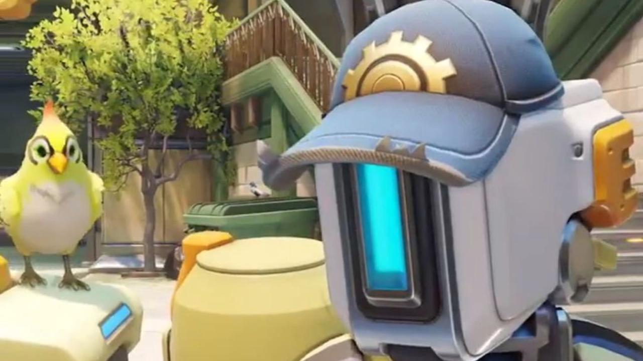 In Overwatch 2 Bastion loses self-repair and tank mode, gains a hat