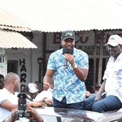 Junet Mohammed Heckled by Hostile Crowd in Mombasa Forcing Joho to Intervene (Video)