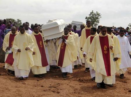Reasons Why Catholic Missionaries Are Buried Wherever They Die While On Assignment