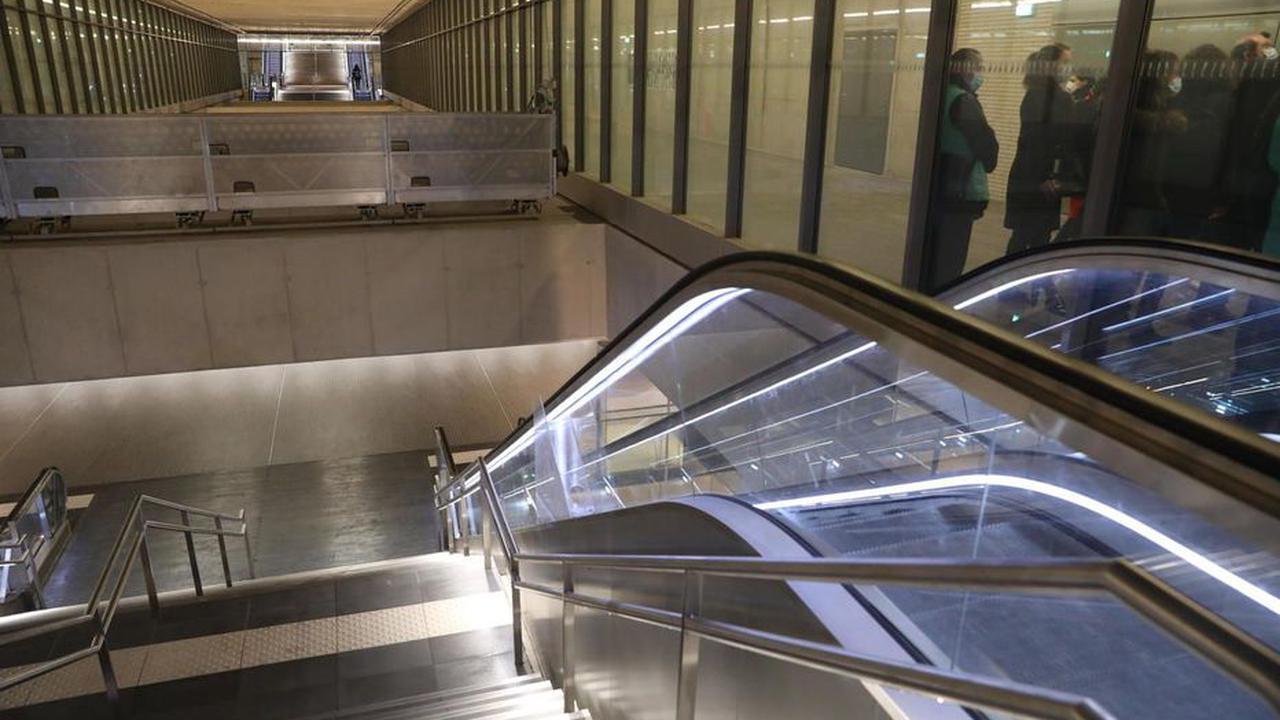 Ligne 14 : ça y est, la station Porte-de-Clichy est ouverte !