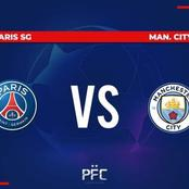 Avant la demi-finale entre le PSG et Manchester City, les chiffres de leurs confrontations passées