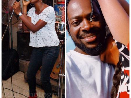 Adekunle Gold Praises Simi On Their 2nd Wedding Anniversary