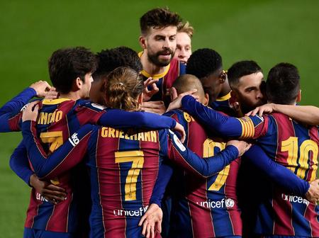 La Liga: Barca set to pull off one of the greatest comebacks in history