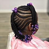 Tired Of Seeing Your Daughter Make Painful Hairs, Check Out These Easy Hairstyles To Make
