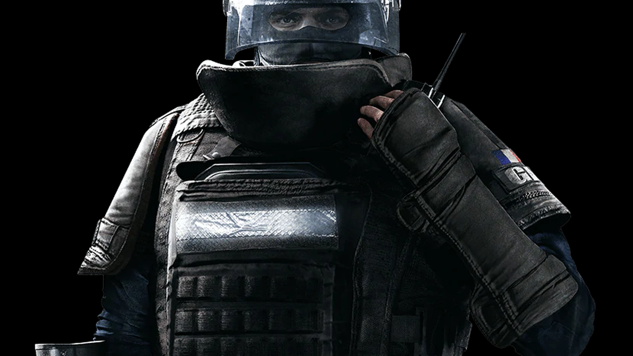 What does Rook's armor do in Rainbow Six Siege?