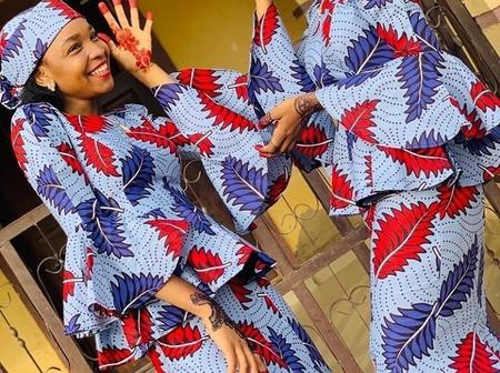 40 Cute, Classy and Trendy Ankara Styles for Hausa Queens