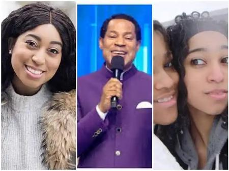 Did You Know That Pastor Chris Oyakhilome has Two Beautiful Daughters? Checkout Pictures Of His Kids