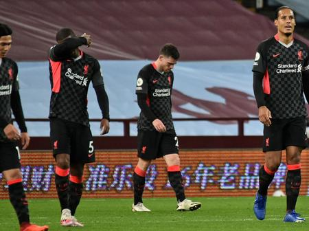 """Aston Villa vs Liverpool: """"It just had to be Arsenal"""" - Fans reacts as Liverpool equals EPL record"""