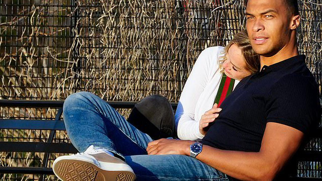 Bachelorette stars Clare Crawley, 39, and Dale Moss, 32, look very much in love in NYC... after going Instagram official with their reunion