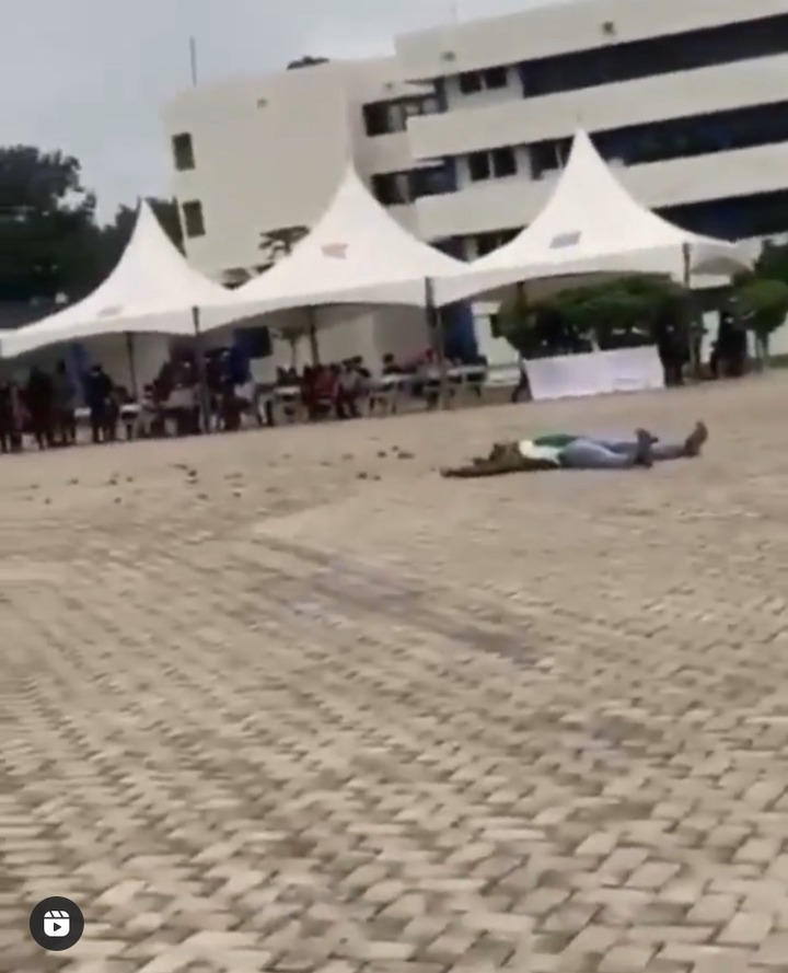 61154af3cfd0276828d619463e31742c?quality=uhq&resize=720 - Concert Party! Ghanaians React To Video Of Ghana Police Training On How To Deal With Ballot Box Snatchers