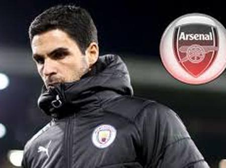 Arteta Identifies New Transfer Target After Disappointing Draw With Crystal Palace.