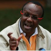 David Ndii Predicts The Worst To Happen To President Uhurus' Handlers In 15 Month Time, States How